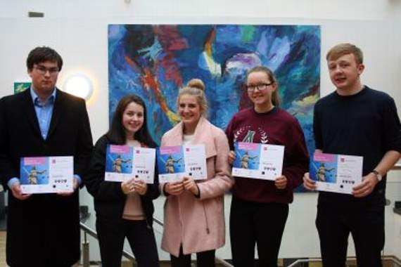Students put their skills on trial | News | Godalming Messenger